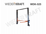WDK-525 Подъемник гидравлический 2х стоечный с верхней синхронизацией