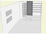 Обустройство гаража в п. Стрельна (1)