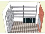 Обустройство гаража в п. Стрельна (2)
