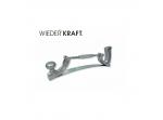 Рубанок кузовщика WDK-65403
