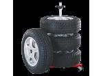 Стойка для хранения колес передвижная TR02