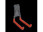 Крюк двойной L-образный 110 мм GL04