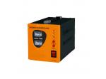 Однофазный стабилизатор сетевого напряжения 1500Вт WDK-1500
