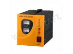 Однофазный стабилизатор сетевого напряжения 2000Вт WDK-2000