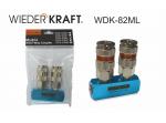 Разветвитель пневматический, 2 быстроразъемных EU соединения WDK-82ML