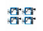 Комплект стыковых сварочных зажимов WDK-65943