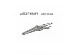 Зажимные клещи, регулируемые, с фиксатором WDK-65638