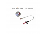 Захват гибкий цанговый 670 мм с магнитом и светодиодной подсветкой WDK-65114