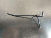 Крючок для перфорированной панели L80