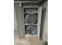 Металлический шкаф для колёс в паркинг или гараж (стандарт)