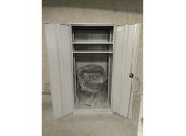 Металлический шкаф для колёс в паркинг или гараж (большой)