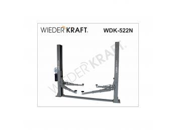 WDK-522N : Подъемник двухстоечный с нижней синхронизацией