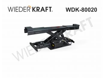 WDK-80020 Траверса гидравлическая с пневмогидравлическим насосом