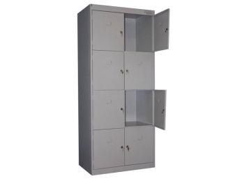 """Шкаф для одежды """"СТАНДАРТ-8"""" (ВхШхГ) 185x80x50 см."""