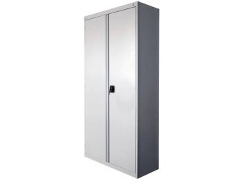 Шкаф металлический (ВхШхГ) 185x91x50 см