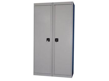 Шкаф металлический (ВхШхГ) 185x97x38,5 см