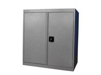 Шкаф металлический (ВхШхГ) 92x91x38,5 см