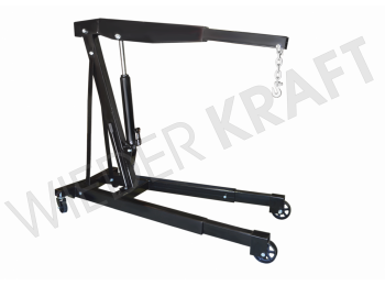 Гидравлический гаражный кран  WDK-83203