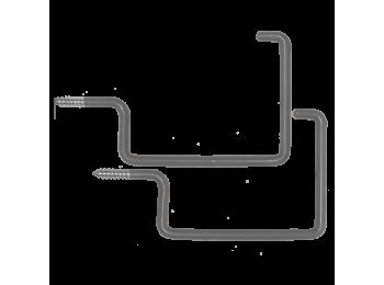 Крюк вкручивающийся для различных нужд SIH07