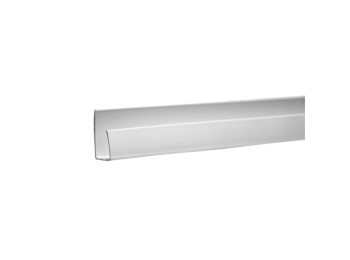 Торцевая планка TP001W для панелей SP120W и SP200W