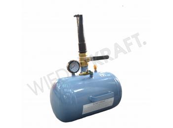 Бустер (ресивер) для  взрывной накачки безкамерных шин WDK-80018