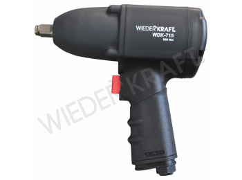 Гайковерт ударный пневматический WDK-715