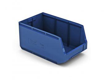 Пластиковый ящик 500x300x250, 33л