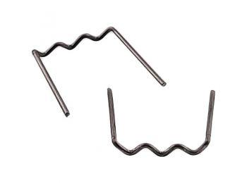 Скобы  для ремонта пластиковых деталей 0,8мм (100шт) WDK-620120-1