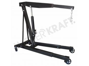 Гидравлический гаражный кран увеличенной грузоподъемности WDK-83203