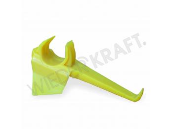 Пластиковый протектор на  монтажную головку ШМ станка WDK-A5509015