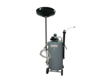 WDK-89270 Мобильная установка для сбора отработанного масла