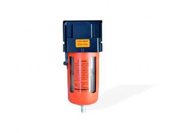Фильтр-масловлагоотделитель с регулятором и манометром WDK-7830