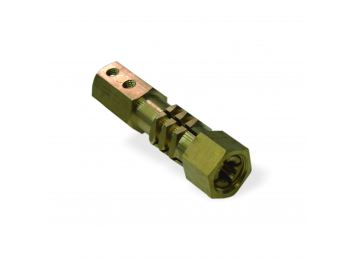 Держатель электродов цанговый F012
