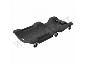 Лежак ремонтный, подкатной WDK-84068