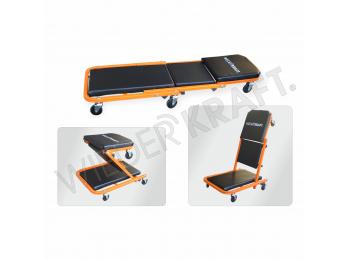 Лежак-трансформер, подкатной WDK-65386