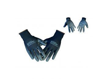 Перчатки защитные легкие бесшовные WDK-PU01B
