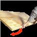Складной верстак с ящиками и панелью BES0177